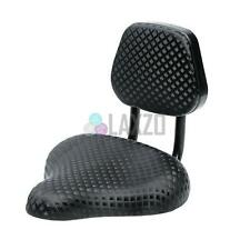 Wide Comfort Cruiser Tricycle Bike Bicycle Saddle Seat Pad Back Rest