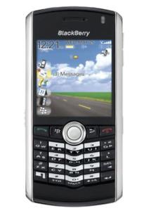 BlackBerry Pearl 8120 - Black Emerald (T-Mobile) Smartphone