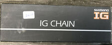 Shimano IG90 Index Chain NEW / NOS Vintage- NIB- 116L- Mint New Old Stock
