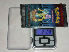 POKEMON - NEO REVELATION 1. EDITION - Booster - Pack Box Display Blister Deutsch