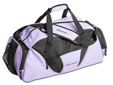 Girls Ladies Large Purple Dance Ballet Tap Kit Holdall Sports Bag KB77 By Katz