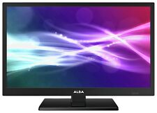 Alba 19 Inch VL19HDLED 720p HD Ready 60Hz Freeview HDMI VGA LED TV Black