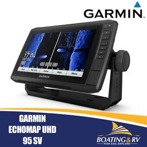 GARMIN EchoMAP UHD 95 SV | Fishfinder & GPS | Garmin EchoMap UHD | Free Shipping
