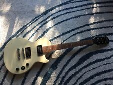 Vintage Epiphone Les Paul Special II Ivory Electric Guitar
