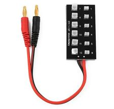 3.7V Micro Parallel Board Battery Charging Panel For Helicopter Lipo Batteries