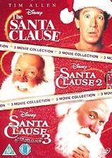 Santa Clause Trilogy [DVD]