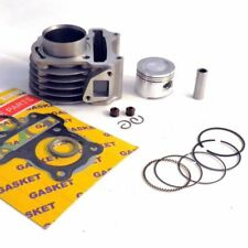 80CC BIG BORE PERFORMANCE CYLINDER KIT FOR SCOOTERS WITH 50cc QMB139 MOTORS