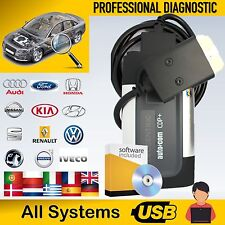 UNIVERSAL 2014 R2 CAR TRUCK AUTO DIAGNOSTIC OBD CODE SCANNER SOFTWARE BEST TOOL