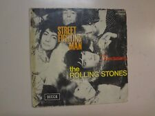 """ROLLING STONES:Street Fighting Man-No Expectations-France 7"""" 68 Decca 79.030 PSL"""