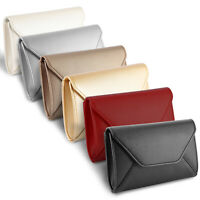 Women Envelope Smart Prom Handbag Wedding Evening Clutch Tote Bag Party Purse