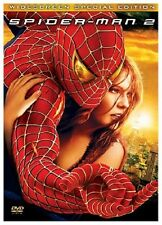 DVD - Action - Spider-Man 2 Widescreen Special Edition - Tobey Maguire Sam Raimi