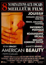 Affiche 120x160cm AMERICAN BEAUTY (2000) Kevin Spacey, Annette Bening, Bentley