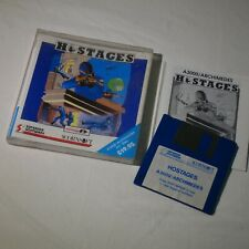Acorn Archimedes Game A3000 A5000 Hostages Superior Software
