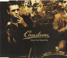 Cousteau Wish you were her   CD MAXI UK 2001