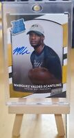 2018 SSP MARQUEZ VALDES-SCANTLING ROOKIE PREMIER NEXT DAY ON CARD AUTO! PACKERS!