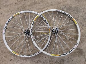 Mavic Crossmax SL UST Tubeless Disc Wheelset - MTB Retro