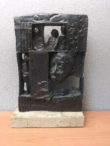 William Meyerowitz Mid Century/Brutalist/Abstract/Figural Sculpture