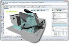 Rhino 3-D Cad Modeling /Full Version/Lifetime/Download Delivery!