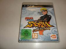 PlayStation 3 PS 3   Naruto Shippuden Ultimate Ninja Storm Collection