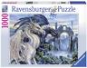 "Jigsaw Puzzles 1000 Pieces ""Mystical Dragons"" / Ravensburger"