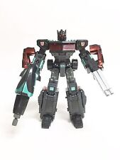 Transformers Henkei Unreleased Wonderfest NFS Black Convoy Optimus Prime