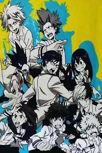 My Hero Academia green soft Blanket Throw Blankets nap quilt 150X100CM anime new