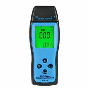 EMF Meter Ghost Hunting Detector Sensor Paranormal Investigation Equipment UK