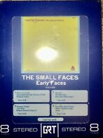 NEW SEALED THE SMALL FACES - EARLY FACES 8-TRACK TAPE UNOPENED SUPER RARE LOOK!!