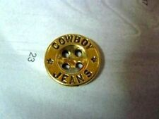 Crafts Round Metal Sewing Buttons