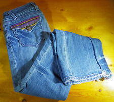 J & Company Skinny Boot Jeans Oceans Glamour Size 10 M Jean Embellished Pockets