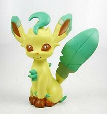 Pokemon BW Black & White Eevee Figure Collection Takara Tomy-Leafeon-998492