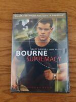 New, The Bourne Supremacy (DVD, 1997) Factory Sealed, Matt Damon