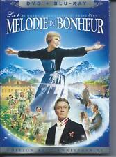 La Mélodie du Bonheur 2 Blu Ray + dvd collector ultimate NEUF sous cellophane