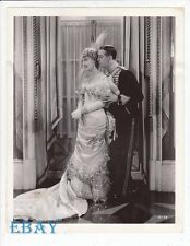 Jeanette MacDonald Maurice Chevalier VINTAGE Photo Merry  Widow