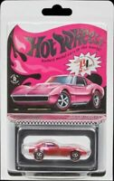 New 2019 Hot Wheels RLC Nationals Pink Party Corvette Custom Confirmed Order