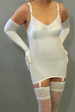 Silhouette Madame X Open Corselette, 34C/Black; MSRP: $68.00; girdle