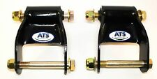 ATS Springs Ford E250 Leaf Spring Shackle Kit - Replaces 722-004