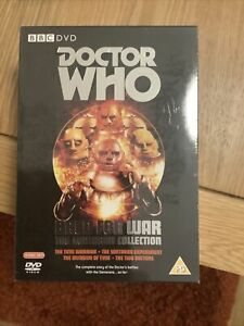 Doctor Who - Bred For War/The Sontarans Collection <Region 2 DVD>