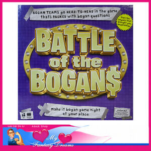 Battle Of The Bogans Lockdown Games Party Games For Adults Interactive Questions