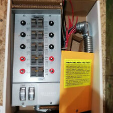 Reliance Controls - Manual Transfer Switch - 10 Circuits - 50A