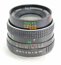 Albinar ADG Wide Angle 28mm F2.8 MACRO Lens Pentax K PK Mount Film/Digital