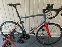 2019 Specialized Allez Elite Size 61 cm Extras