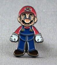 Esmalte Metálico Prendedor Pin Broche Super Mario Super Mario Ficticio