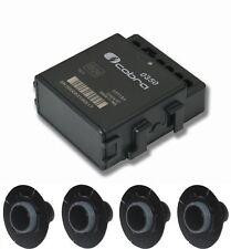 Cobra 17 mm trasero Estacionamiento Marcha Atrás Sensores Aid Kit Flush Fit Look OEM 0394 0358