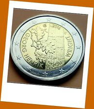 2 Euro Gedenkmünze Finnland 2016 - Georg Henrik von Wright - Neu