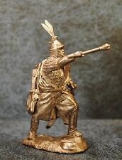 Tin Soldiers * Middle Ages * Tatar noble warrior 16-17 centuries. * 54 mm