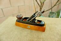 Vintage Stanley Bailey No.22  Smooth Plane Transitional  With Original SW Cutter