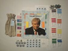 Trump Monopoly Scariest Holloween Ever Edition