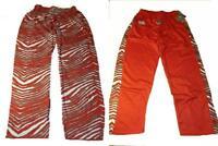 New Ohio State Buckeyes Mens Sizes XS-S-M-L-XL-2XL Zubaz Pajama Sweatpants Pants