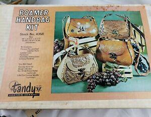 vintage tandy Roamer handbag kit 4358